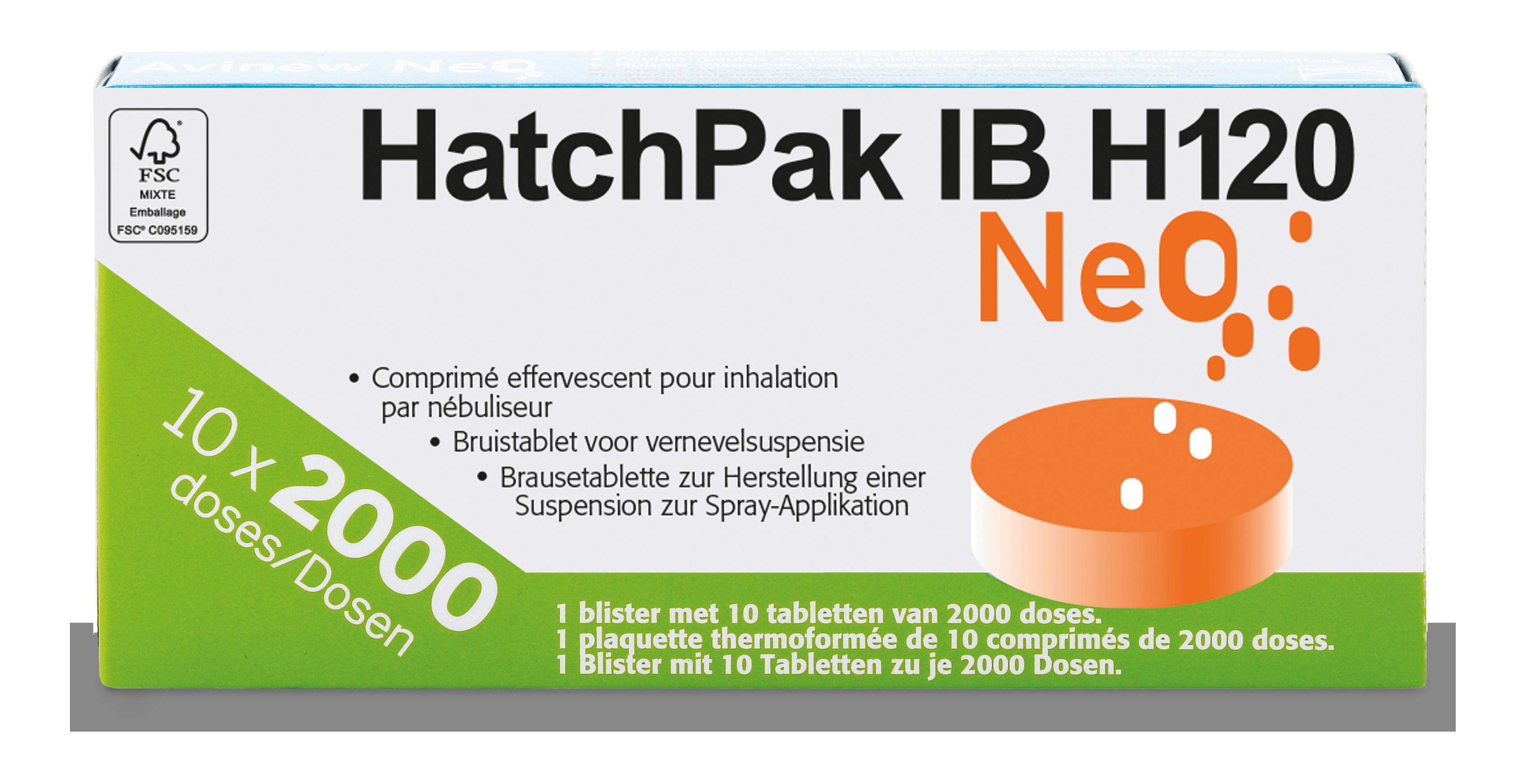 HatchPak® IB H120 NeO