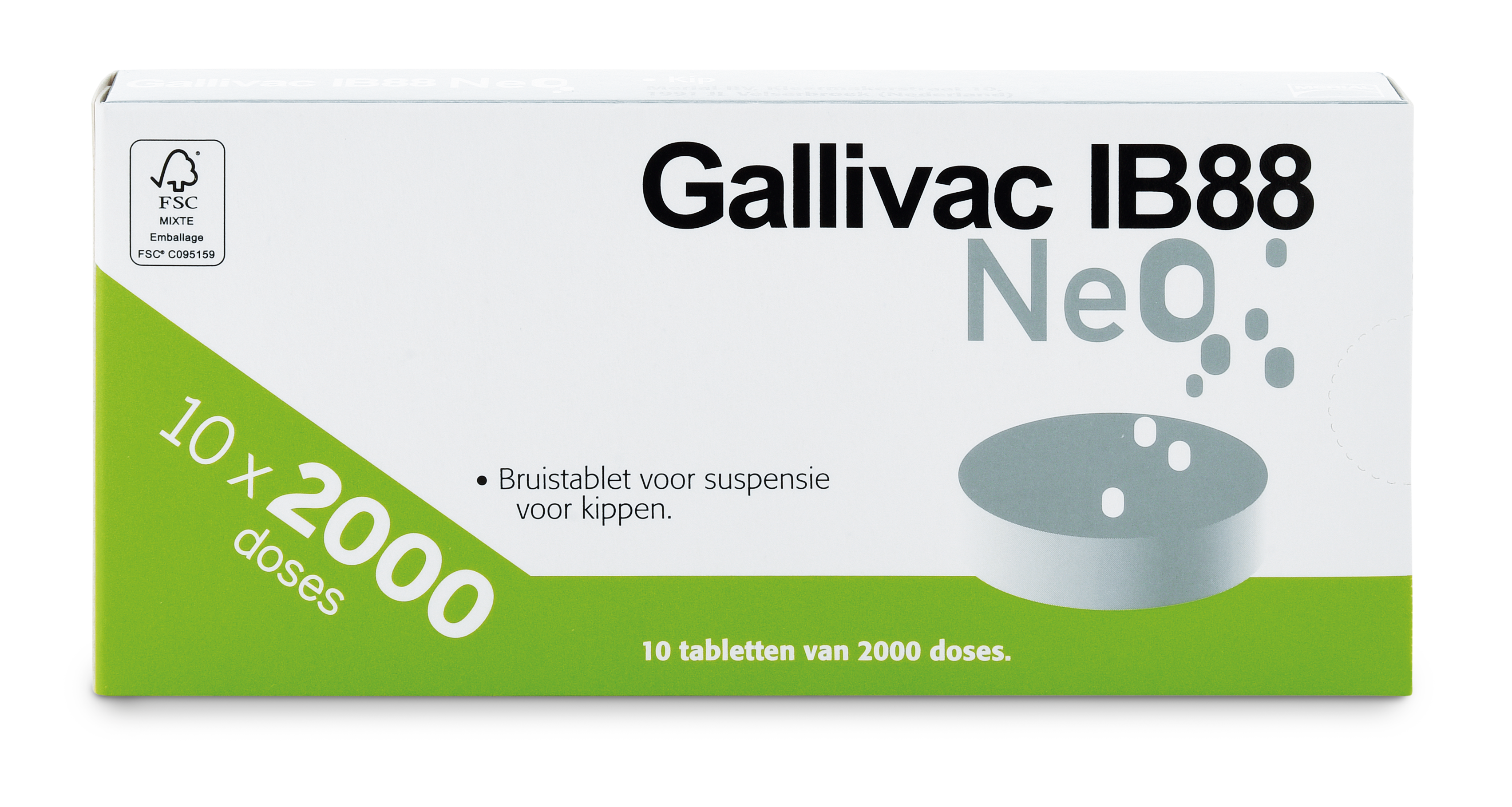 Gallivac® IB88 NeO